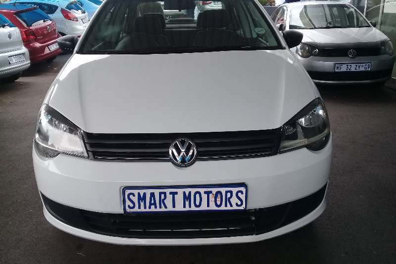 VW Polo Vivo sedan 1.4 2016