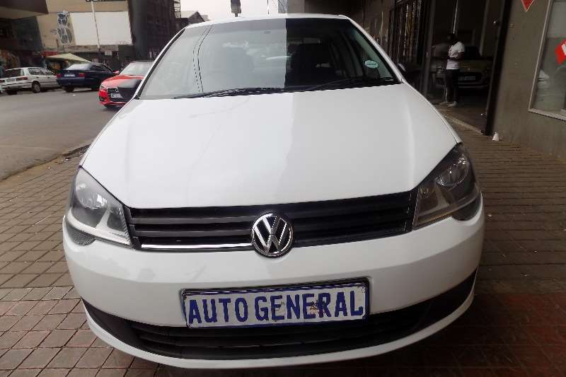 VW Polo Vivo sedan 1.4 2017