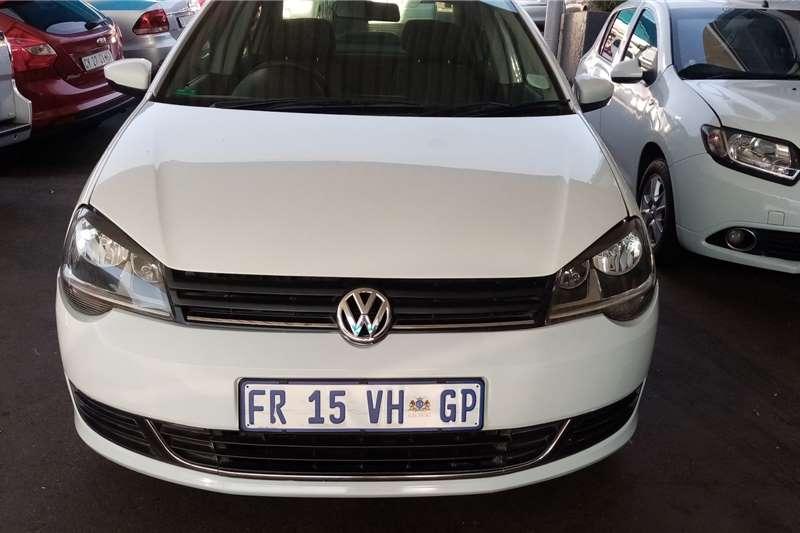 VW Polo Vivo sedan 1.4 2017
