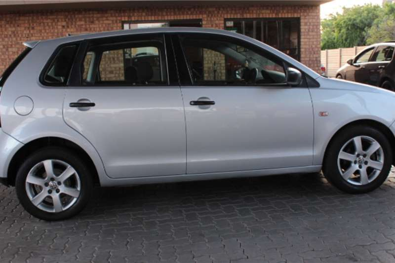 VW Polo Vivo sedan 1.4 Blueline 2015