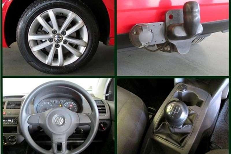 VW Polo Vivo sedan 1.4 Conceptline 2015