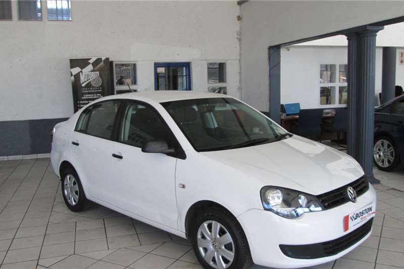 VW Polo Vivo sedan 1.4 Conceptline 2016