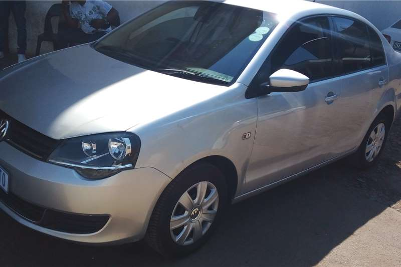 Used 2016 VW Polo Vivo sedan 1.4 Conceptline