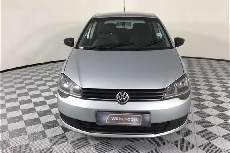VW Polo Vivo sedan 1.4 Conceptline 2017