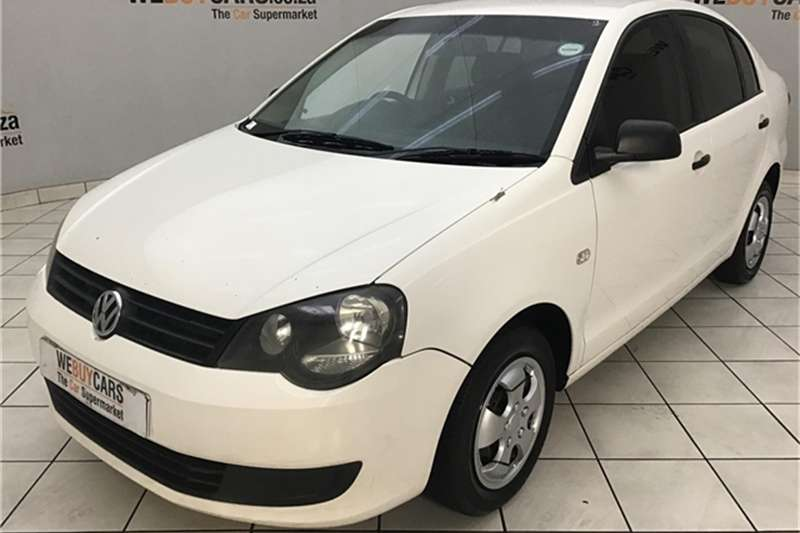 VW Polo Vivo sedan 1.4 Trendline 2010