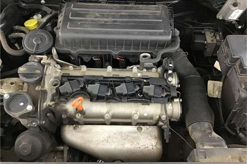 VW Polo Vivo sedan 1.4 Trendline 2010