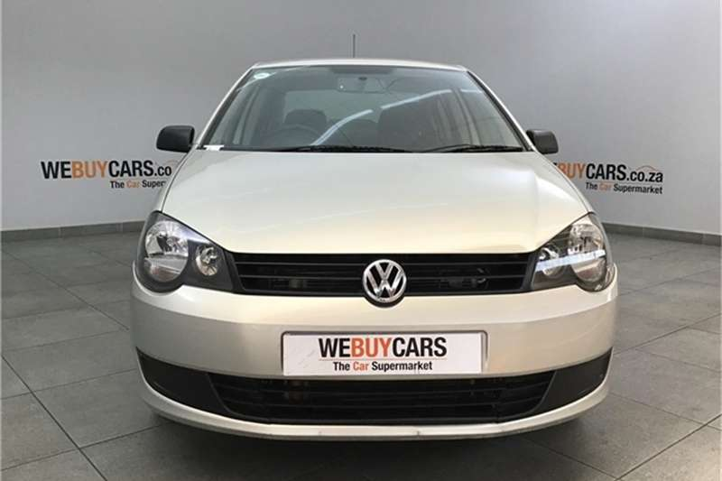 VW Polo Vivo sedan 1.4 Trendline 2011