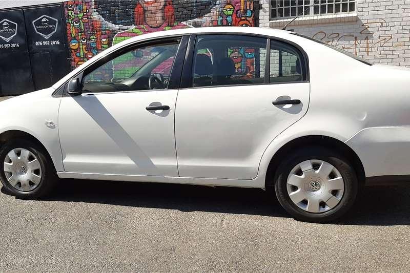 2011 VW Polo Vivo Polo Vivo sedan 1.4 Trendline