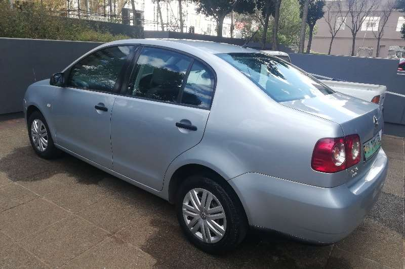 Used 2011 VW Polo Vivo sedan 1.4 Trendline