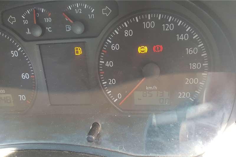 VW Polo Vivo sedan 1.4 Trendline 2012