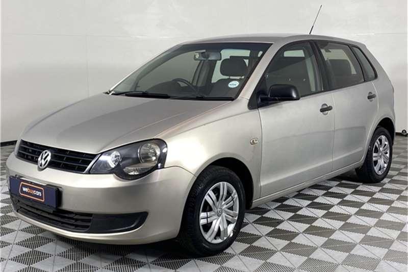 Used 2012 VW Polo Vivo sedan 1.4 Trendline