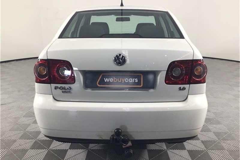VW Polo Vivo sedan 1.4 Trendline 2013