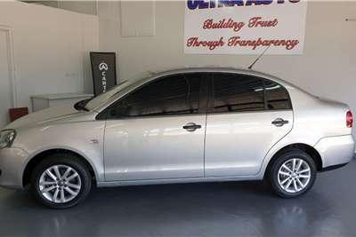 Used 2013 VW Polo Vivo sedan 1.4 Trendline