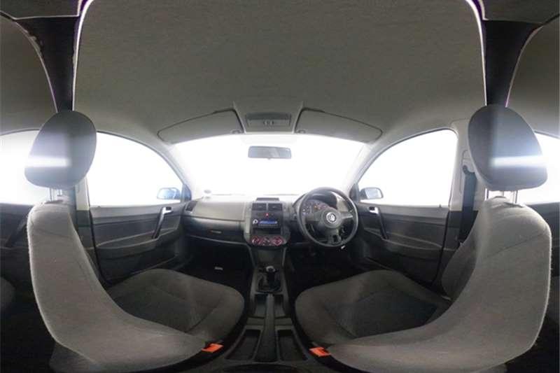 Used 2014 VW Polo Vivo sedan 1.4 Trendline