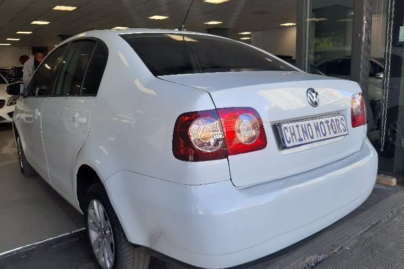 VW Polo Vivo sedan 1.4 Trendline 2015