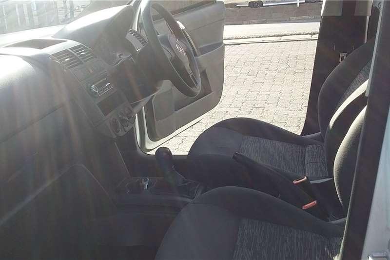 VW Polo Vivo sedan 1.4 Trendline 2015