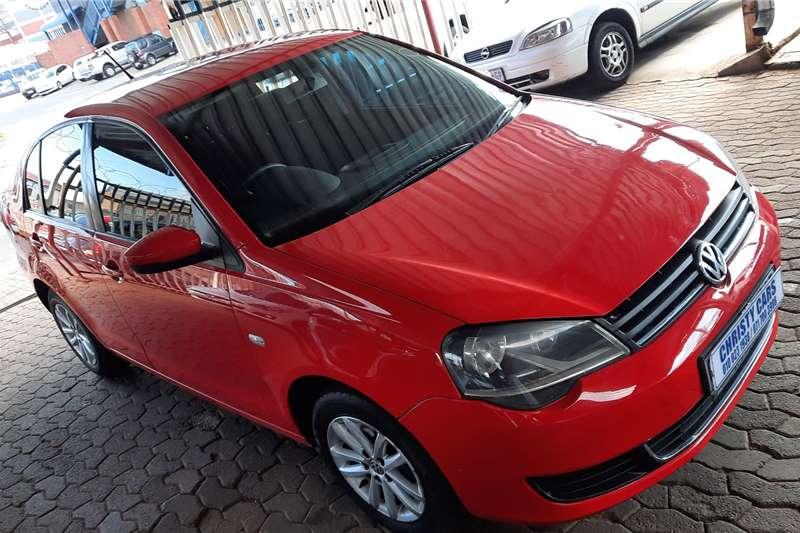 Used 2015 VW Polo Vivo sedan 1.4 Trendline