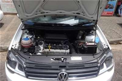 VW Polo Vivo sedan 1.4 Trendline 2016