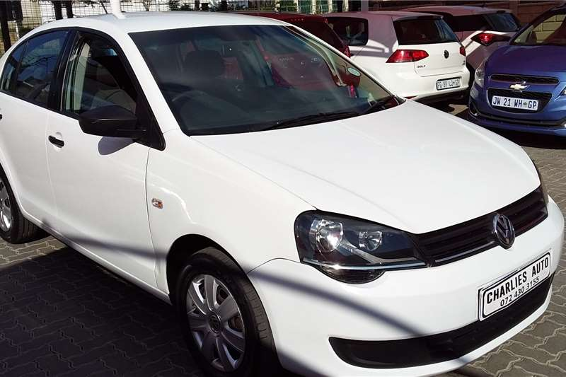 2016 VW Polo Vivo Polo Vivo sedan 1.4 Trendline