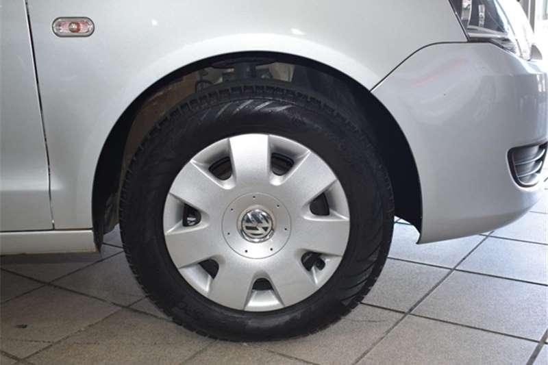 Used 2016 VW Polo Vivo sedan 1.4 Trendline