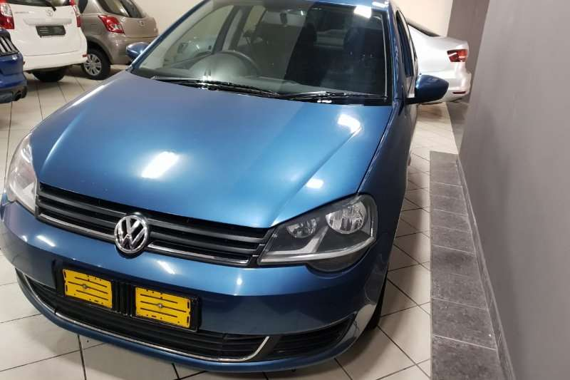 VW Polo Vivo sedan 1.4 Trendline 2018