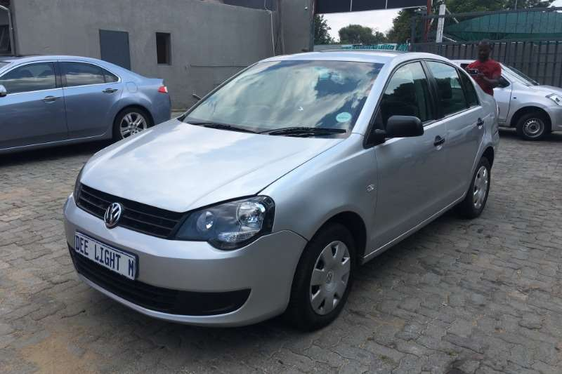 VW Polo Vivo sedan 1.4 Trendline auto 2011