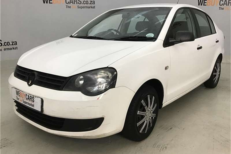 VW Polo Vivo sedan 1.4 Trendline auto 2012