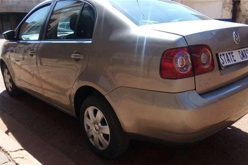 2012 VW Polo Vivo Polo Vivo sedan 1.4 Trendline auto