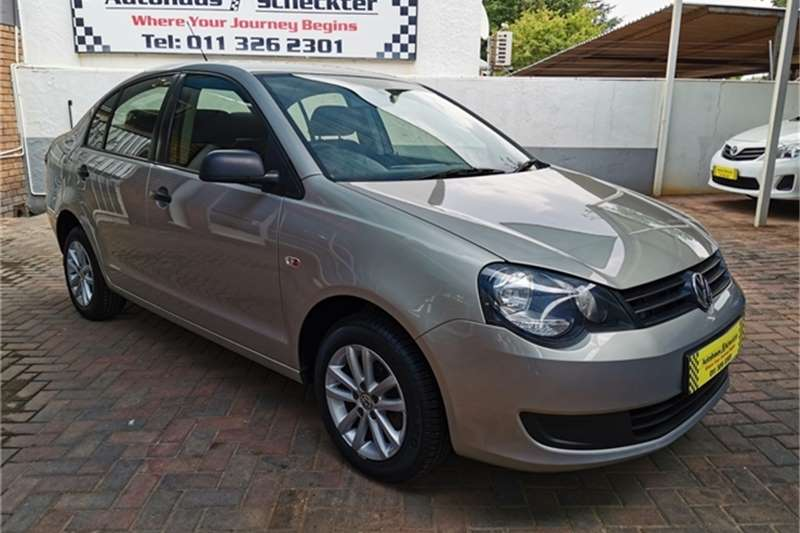 VW Polo Vivo sedan 1.4 Trendline auto 2013