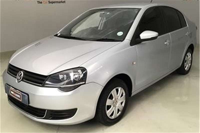 VW Polo Vivo sedan 1.4 Trendline auto 2014