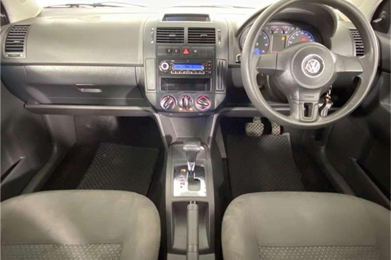 2014 VW Polo Vivo Polo Vivo sedan 1.4 Trendline auto