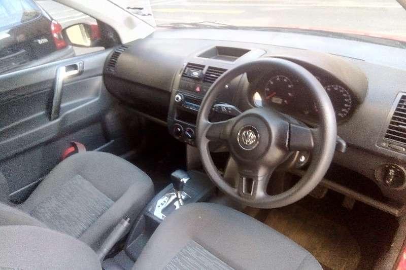 2015 VW Polo Vivo Polo Vivo sedan 1.4 Trendline auto