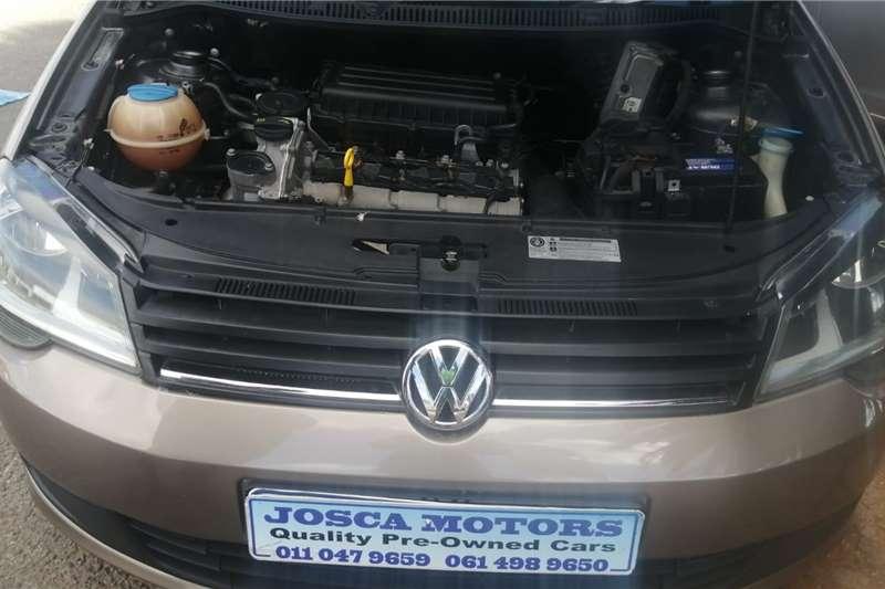 Used 2015 VW Polo Vivo sedan 1.4 Trendline auto
