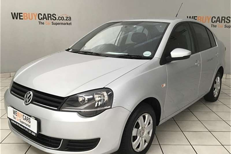 VW Polo Vivo sedan 1.4 Trendline auto 2016