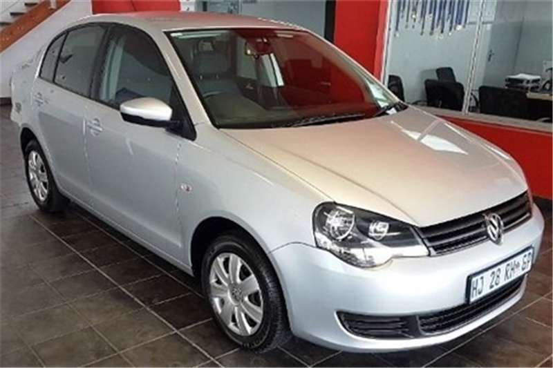 VW Polo Vivo sedan 1.4 Trendline auto 2018