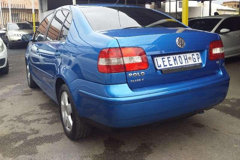 VW Polo Vivo sedan 1.6 2006