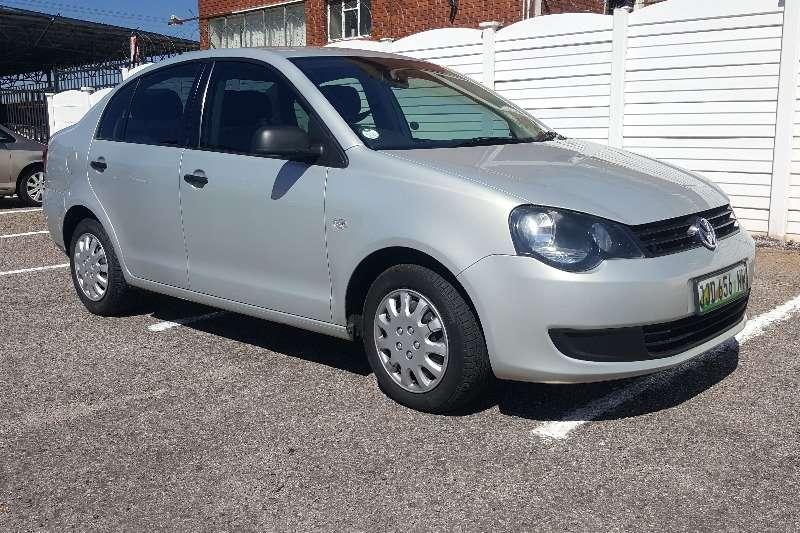 VW Polo Vivo sedan 1.6 2011
