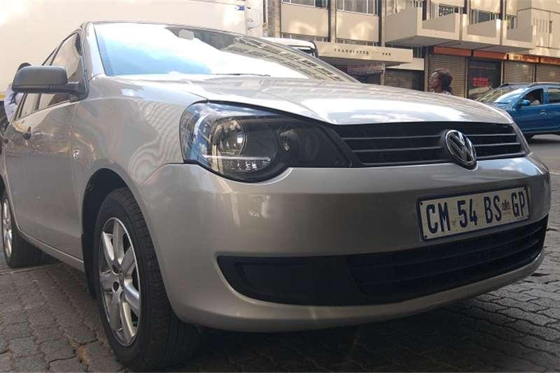 VW Polo Vivo Sedan 1.6 2013