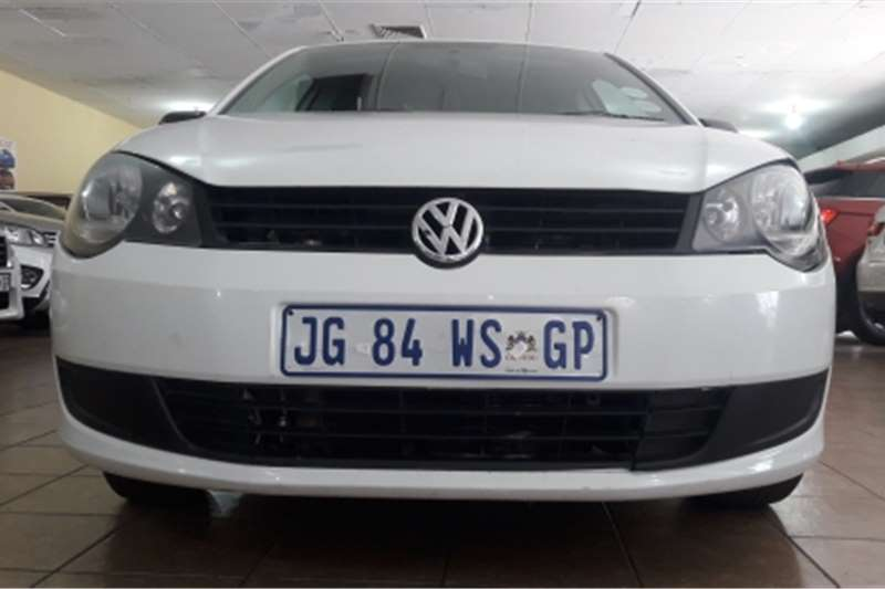 VW Polo Vivo sedan 1.6 2013