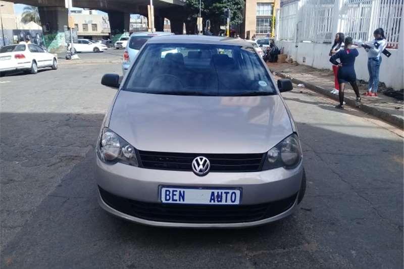 VW Polo Vivo Sedan 1.6 2014