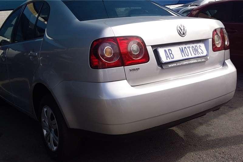 Used 2015 VW Polo Vivo sedan 1.6