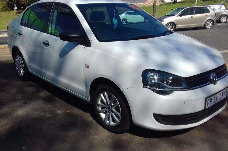 VW Polo Vivo sedan 1.6 2016