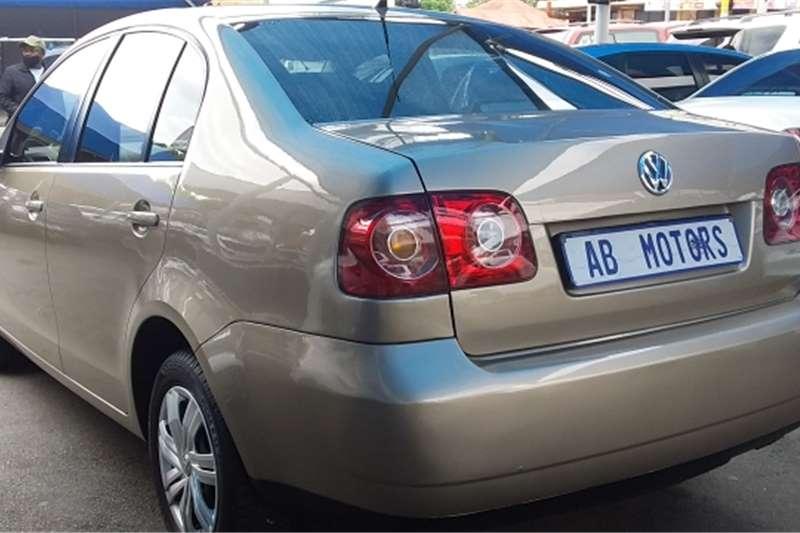 VW Polo Vivo sedan 1.6 2017