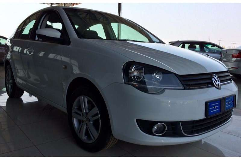 VW Polo Vivo sedan 1.6 Comfortline 2014