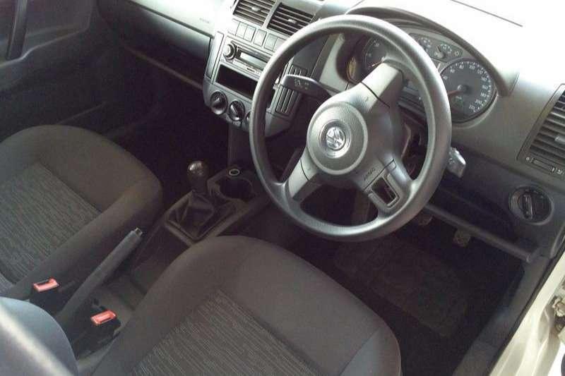 VW Polo Vivo sedan 1.6 Comfortline 2014