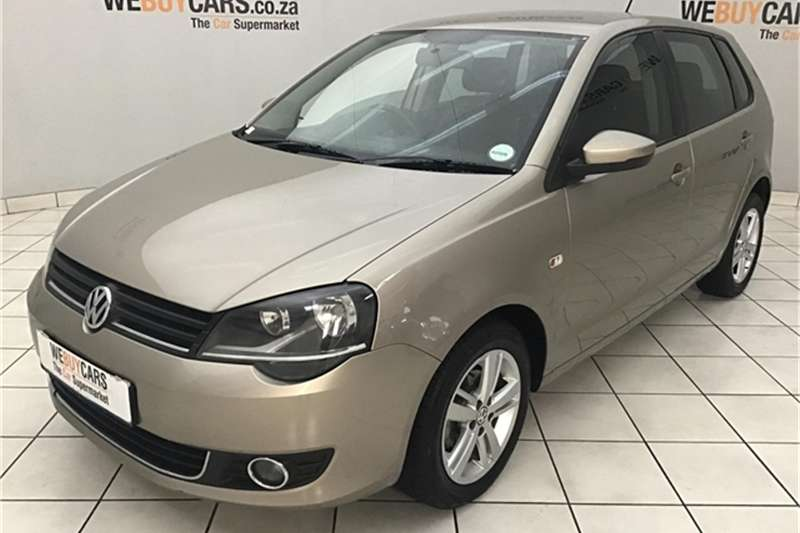 VW Polo Vivo sedan 1.6 Comfortline 2015