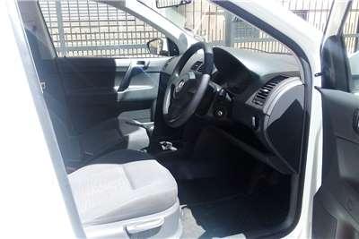VW Polo Vivo sedan 1.6 Comfortline 2016