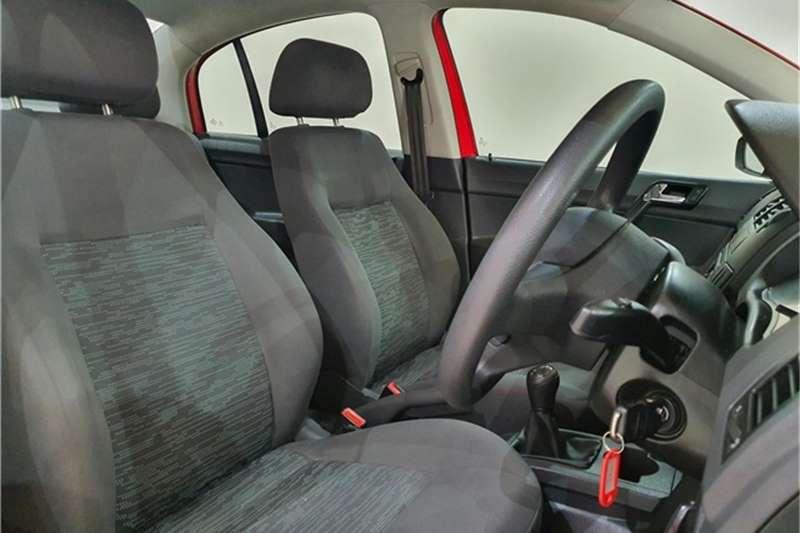 Used 2017 VW Polo Vivo sedan 1.6 Comfortline