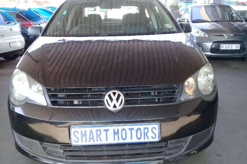 VW Polo Vivo sedan 1.6 Trendline 2010
