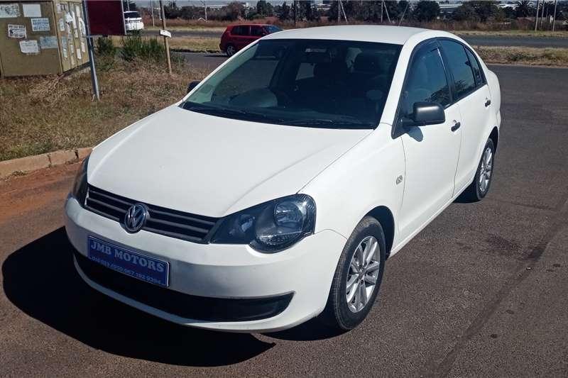 Used 2011 VW Polo Vivo sedan 1.6 Trendline